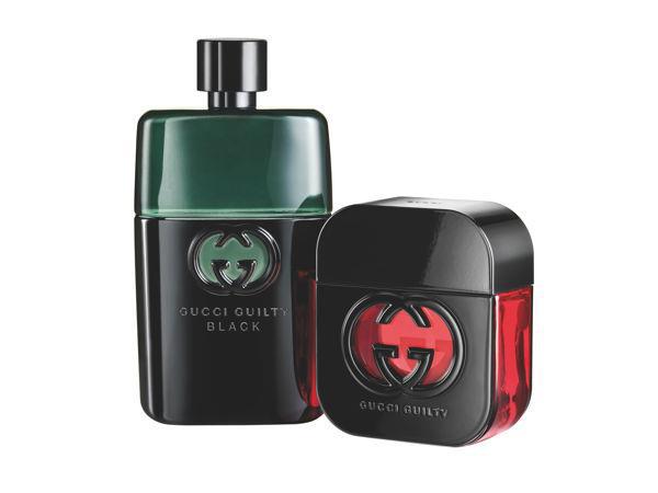 échantillon gratuit du parfum Gucci Guilty Black