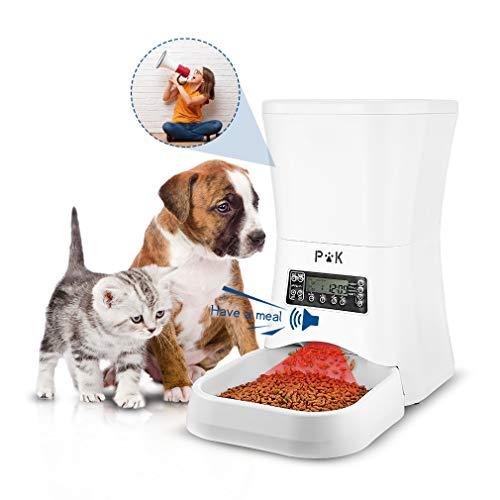 Distributeur de croquettes programmable Puppy Kitty - 7L (Vendeur tiers)