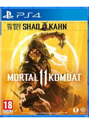 Mortal Kombat 11 (DLC Shao Khan inclus) sur PS4