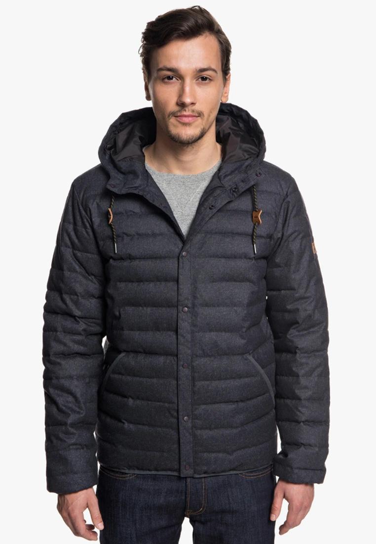 Sélection de produits en promotion - Ex : Doudoune à capuche Quiksilver Everyday Scaly - Homme, taille S