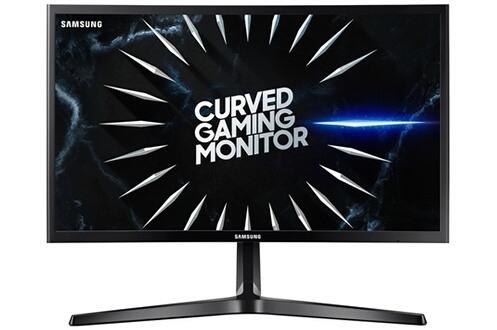 """Écran 24"""" Incurvé Samsung C24RG50F - Full HD, 144Hz"""