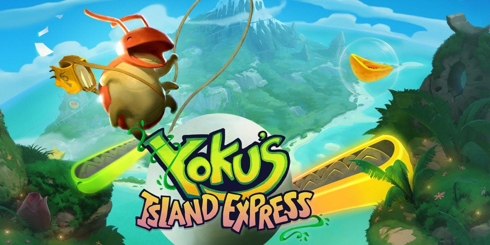 Jeu Yoku's Island Express sur Nintendo Switch (Dématérialisé)
