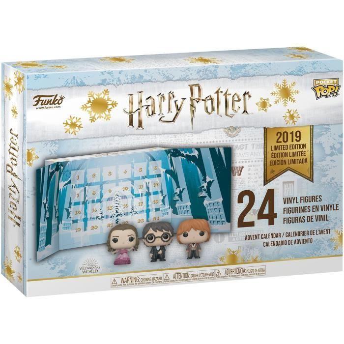 Calendrier de l'avent Funko Advent Calendar Harry Potter 42753 (vendeur tiers)