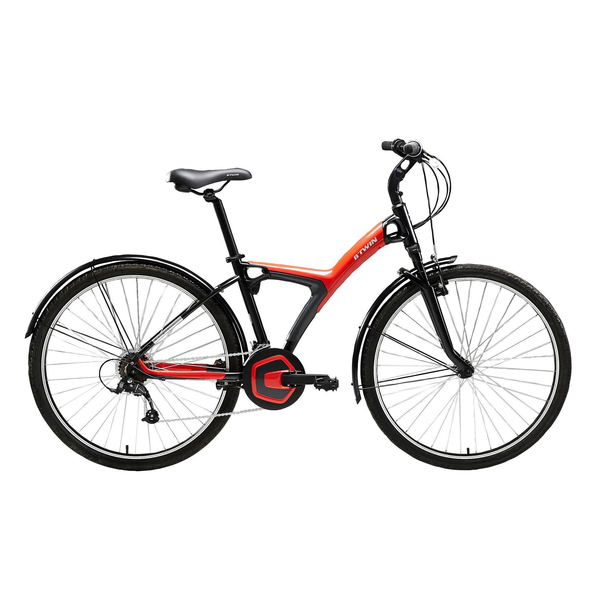 Vélo VTC Riverside Balade B'ORIGINAL 500 Mixte - Taille L/XL uniquement