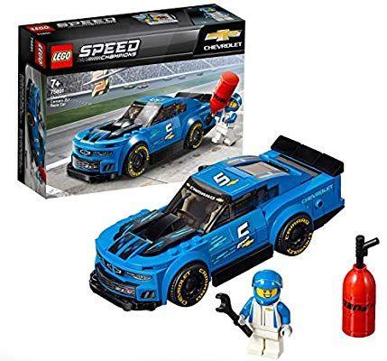Lego Speed Champions 75891 - La voiture de course Chevrolet Camaro ZL1