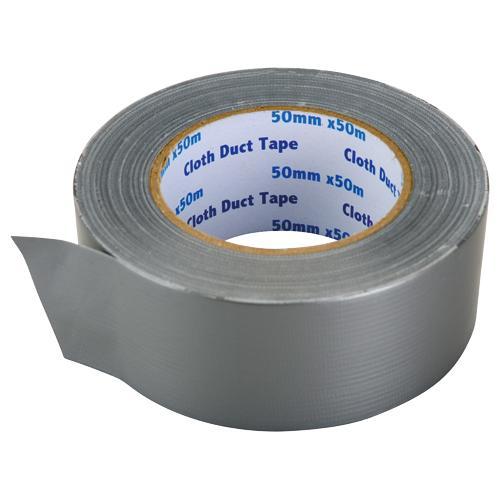 Ruban bricolage et reparation Duct Tape - 50mmx50m