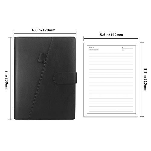 Cahier effaçable et réutilisable Homestec (Vendeur tiers)