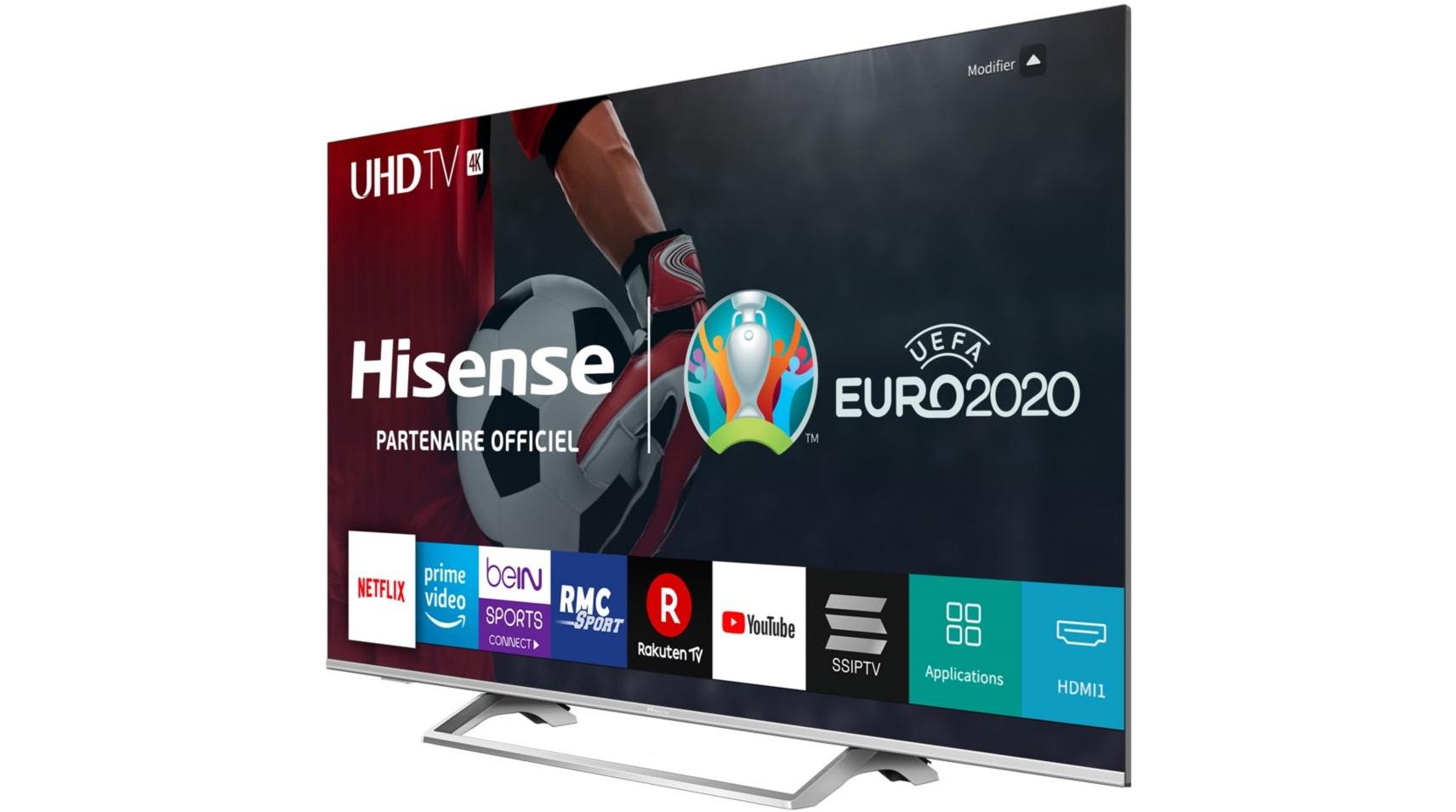 "TV 65"" Hisense H65B7500 - UHD 4K, Dolby Vision, HDR10+, Smart TV (Via ODR 200€)"