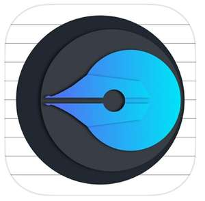 Application Falcon Notes sur iOS