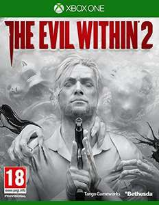 The Evil Within 2 sur Xbox One (+ 0,40€ en SuperPoints)