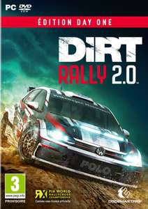 Dirt Rally 2.0 Day One Edition sur PC