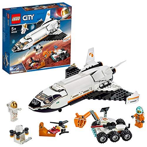 Jouet Lego 60226 - La navette spatiale, 273 Pièces