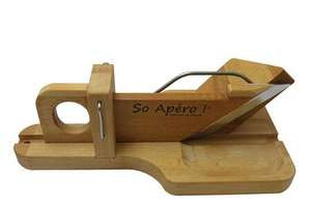 Accessoire de découpe So Apero Guillotine à Saucisson (Dans une sélection de magasins)