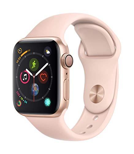 Montre Connectée Apple Watch Série 4 - GPS, 40mm, Rose