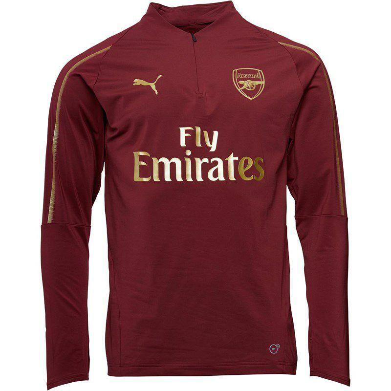 Haut d'Entraînement Puma FC Arsenal - Tailles S ou M