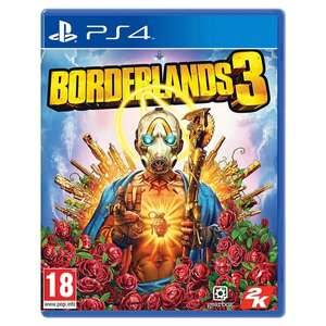 Borderlands 3 sur PS4) + 1.89€ en Super Points