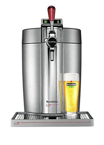 Tireuse à bière KRUPS Beertender Loft Edition VB700E00 - Argent Chrome
