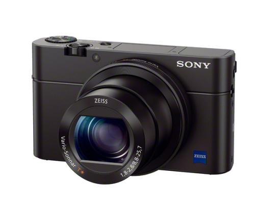 Appareil Photo Expert Sony DSC-RX100M3 - Large Capteur 1'' CMOS Exmor R, 20,1Mpix (+40€ sur carte de fidélité pour les Adhérents)