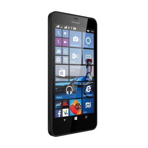 "Smartphone 5.7"" Microsoft Lumia 640 XL 8 Go 4G (via ODR de 50€) + 25€ d'applications"