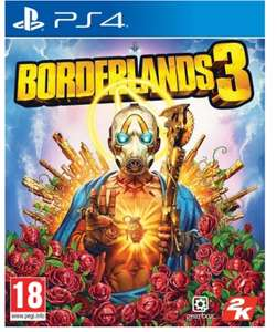 Borderlands 3 sur PS4 et Xbox One