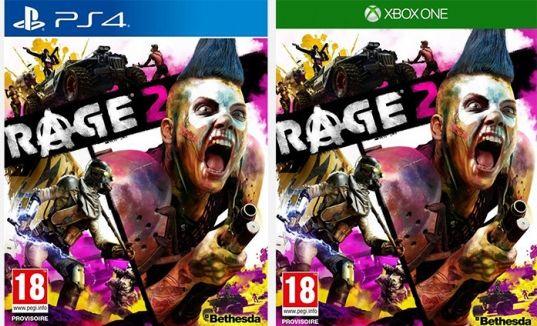 Rage 2 sur PS4 ou Xbox One