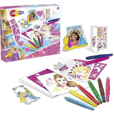 Coffret d'activités Blopens Centre D'activites Princesses