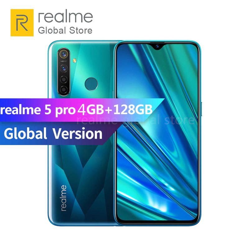 "Smartphone 6.3"" Realme 5 Pro - 128 Go, version Global"