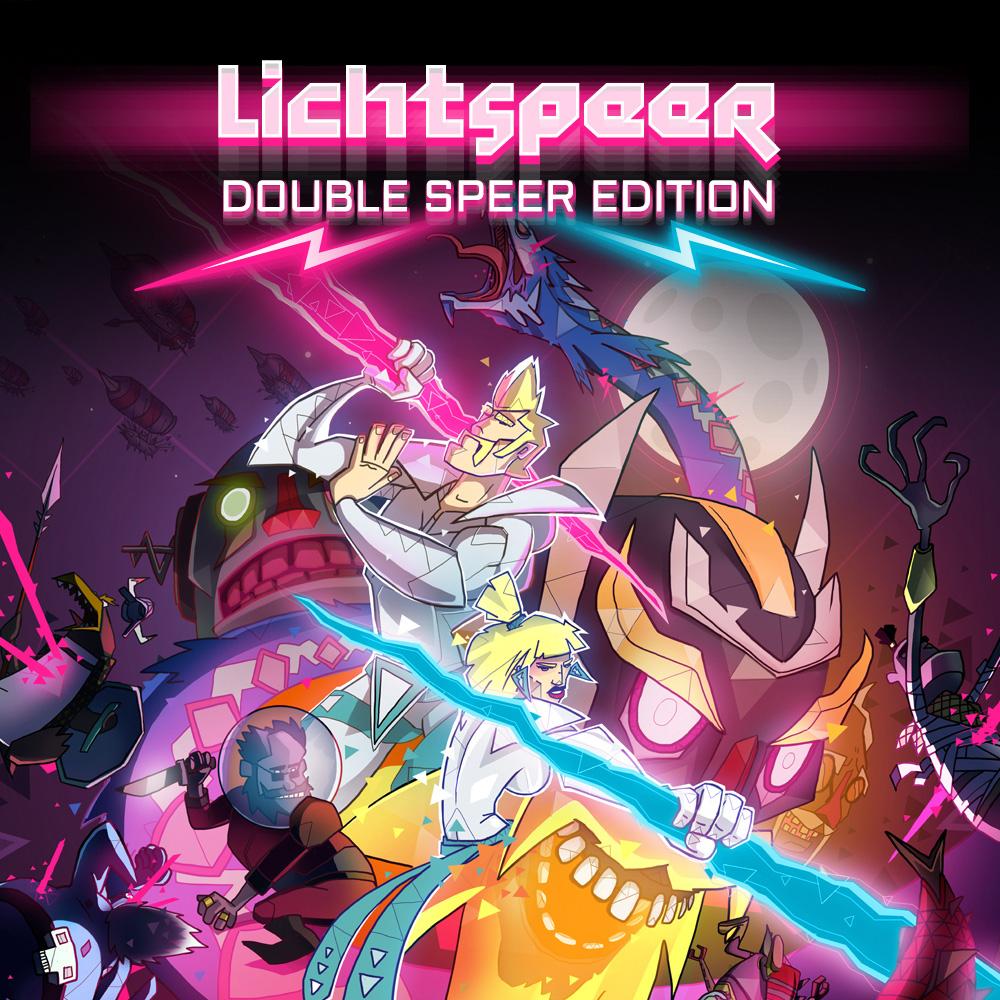 Lichtspeer: Double Speer Edition sur Nintendo Switch (Dématérialisé)