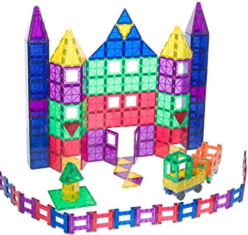 Ensemble de jeux de tuyaux magnétique Playmags - 150 pièces (vendeur tiers)