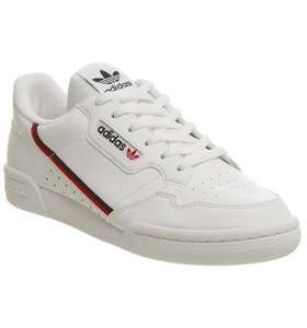 Chaussures adidas Continental 80's Trainers - taille 37 (office.co.uk)