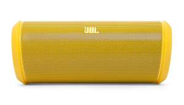 Enceinte portable Bluetooth JBL Flip 2 - Jaune