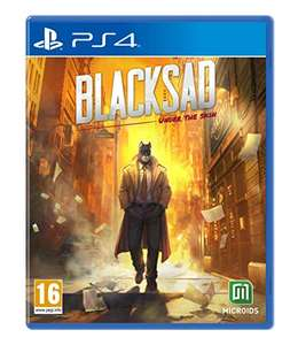 BlackSad: Under the Skin Edition limitée sur PS4