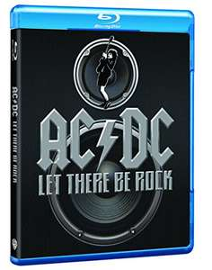 Blu Ray AC/DC - Let There Be Rock