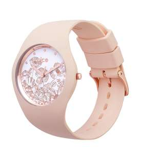 Montre Ice Watch Ice Flower Spring Nude - rose