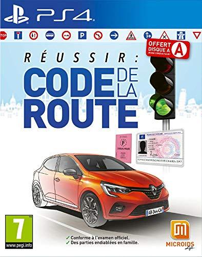 Réussir : Code de la Route sur PS4 avec disque A offert (ou Nintendo Switch)