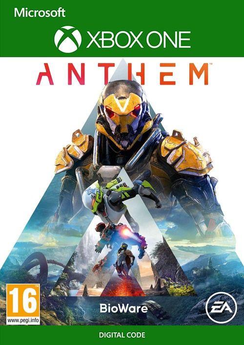 Anthem sur Xbox One (dématérialisé)