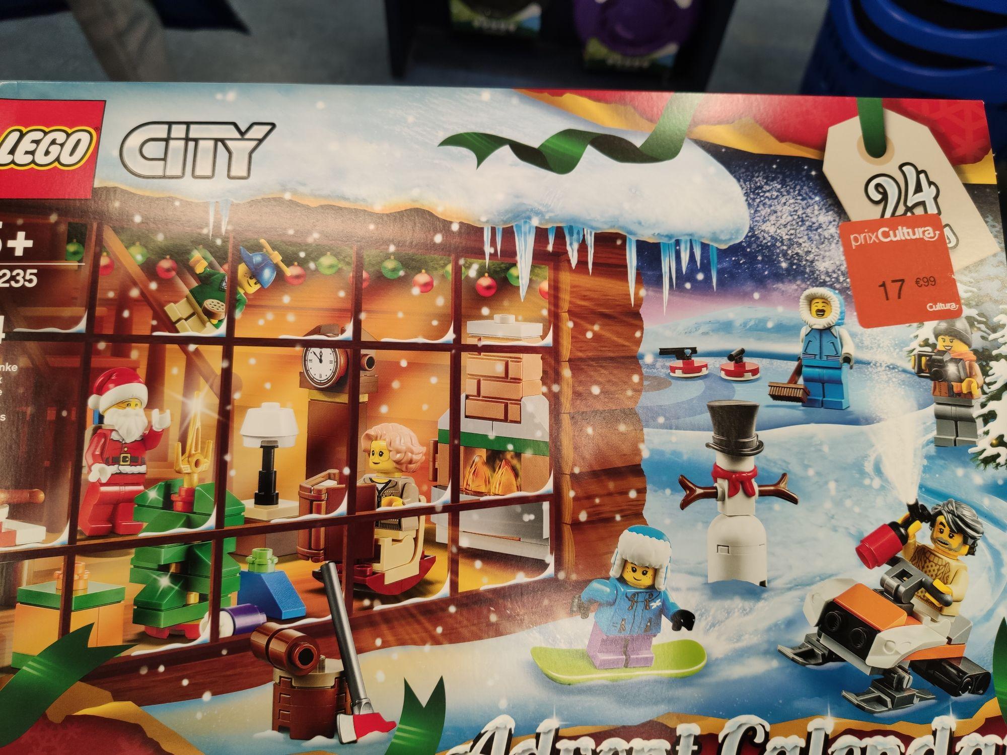 Calendrier De L Avent Lego City 2020.Promo Calendrier De L Avent Lego Black Friday 2019 Bons
