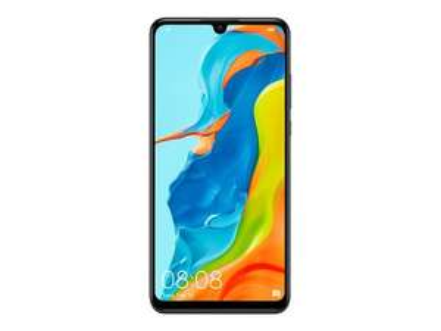 "Smartphone 6.15"" Huawei P30 Lite - 4 Go RAM, 128 Go, Noir (+31.50€ en superpoints)"