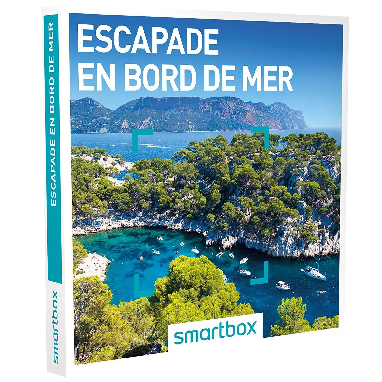 Coffret Cadeau SmartBox Escapade en bord de mer