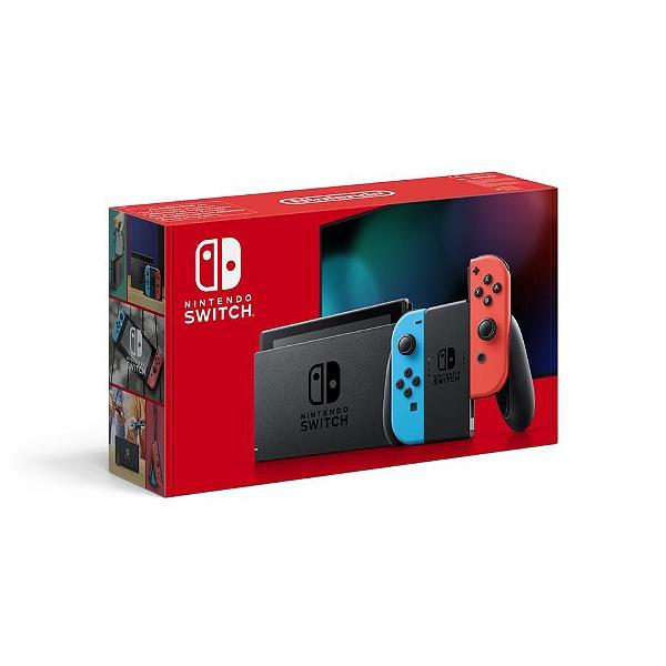Pack console Nintendo Switch + lampe 3D Super Mario Lampe Question ou Power-Up
