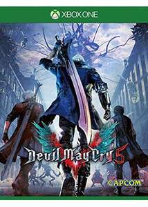 Devil May Cry 5 sur Xbox One (Import UK)