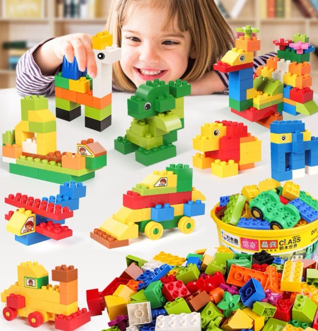 Briques de construction - 260 pièces