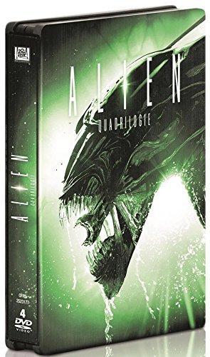 Quadrilogie Alien DVD édition limitée steelbook 15.99 euro