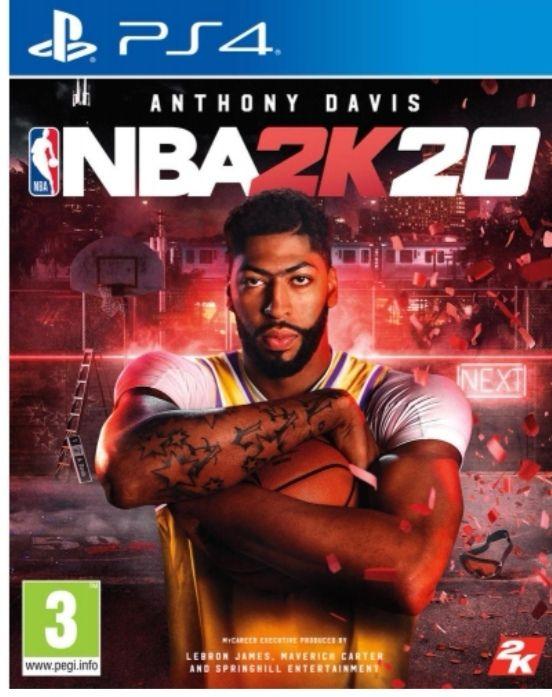 NBA 2K20 - Edition Standard sur PS4