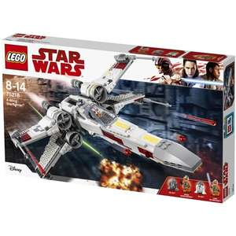 Jouet Lego Star Wars - X-Wing Starfighter 75218 (Via 5€ sur la Carte Fidélité)