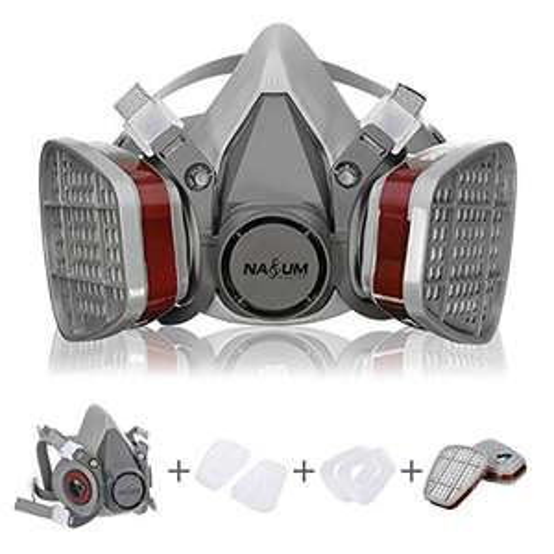 Masque à double couche de protection Nasum - Version 3.0