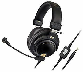 Casque Gaming Audio-Technica ATH-PG1
