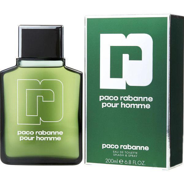 Eau de toilette Paco Rabanne (200 ml) - ParfumsMoinsCher.com