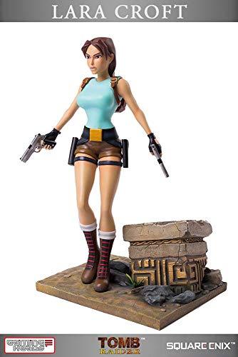 Figurine Gaming Heads - Lara Croft