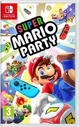Super Mario Party sur Nintendo Switch (vendeur tiers)